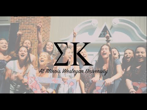 Sigma Kappa at Illinois Wesleyan University | 2019