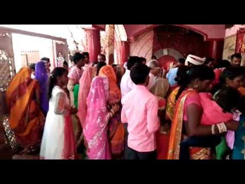 a big croud of khabariya is gathering in famous are raj temple youtube