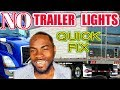 Tractor-Trailers Lights Not Working How To Diagnosed, Troubleshoot & Fix Problem.