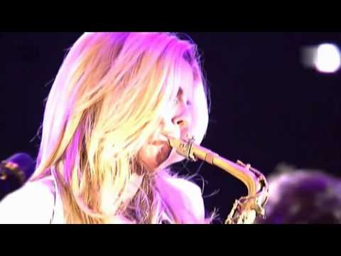 Candy Dulfer - Wild is the wind