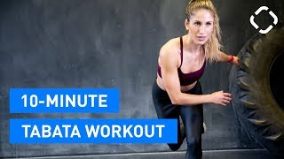 10-Minute Tabata HIIT Workout