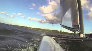 A Class Catamaran Fun