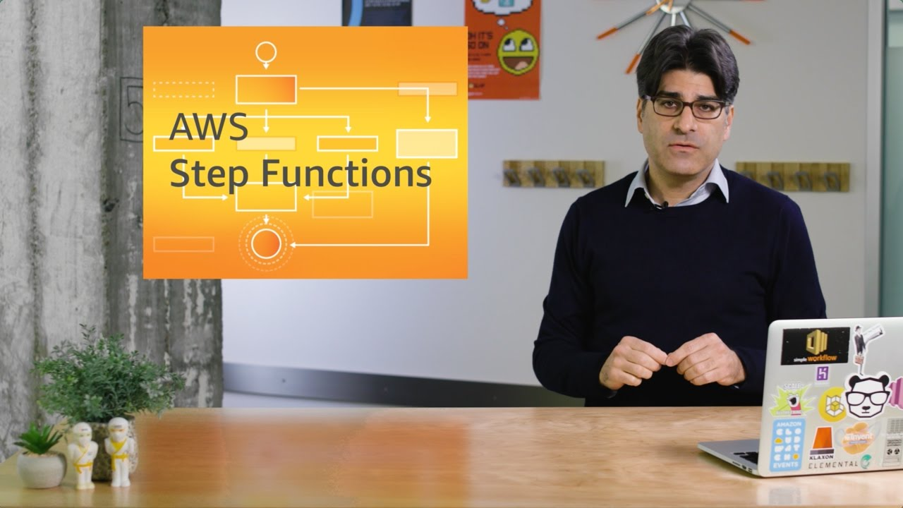 AWS Step Functions - Getting Started