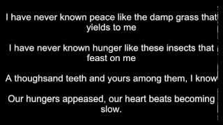 Hozier - In A Week (Lyrics)
