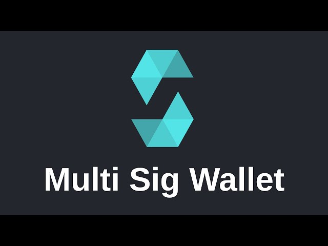 How to Code a Multi-Sig Wallet in Solidity (0.5)