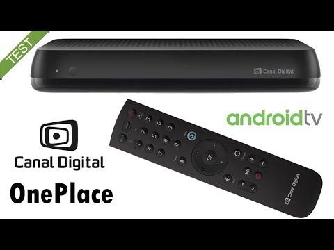 Canal Digital OnePlace brugeroverflade demo