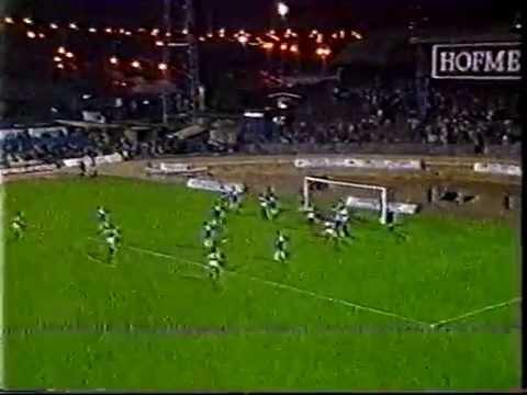 Bristol Rovers V Arsenal, Milk Cup, Eastville Stadium, Oct 1984