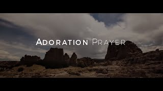 Image of Adoration Prayer HD video