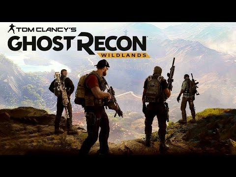 We Are Ghosts: Tom Clancy's Ghost Recon Wildlands Official In-Engine Trailer