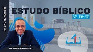Estudo Bíblico | 4IPS | 25/03/2021