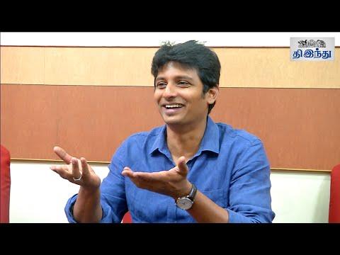 ''I Dont Live in Twitter''- Actor Jiiva Interview | Pokkiri Raja Special | Tamil The Hindu