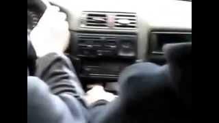 Папа учит сына водить машину! Ржач до слёз!(ПОДПИСЫВАЙТЕСЬ на канал