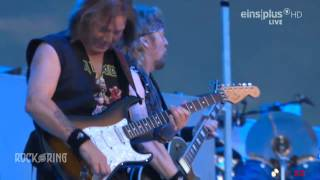 Iron Maiden - 2 Minutes To Midnight - Live Rock Am Ring 2014 HD