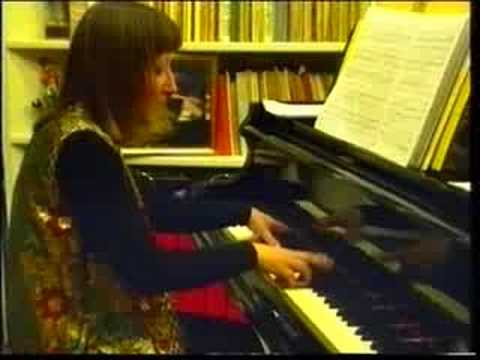 J. Offenbach - Can Can (piano version) & backstage