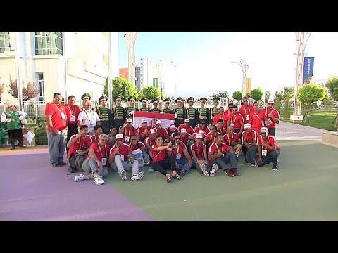 Asgabate recebe os Jogos Asiáticos de Pista Coberta e Artes Marciais - sport