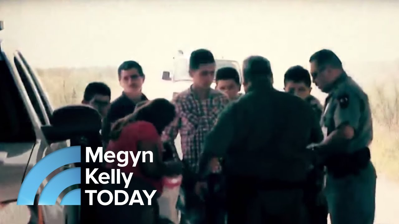 Megyn Kelly Roundtable: Protesters Stand In Solidarity With Detained Children   Megyn Kelly TODAY