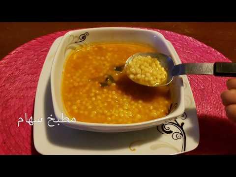 soupe-de-couscous-facile/chorba-au-couscous-délicieuse