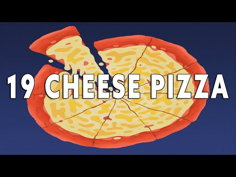 19 Cheese Pizza