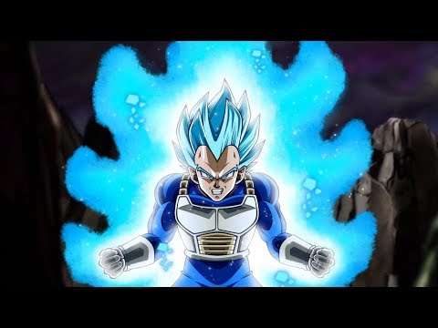 VEGETA BEYOND GOD!? Dragon Ball Super Episodes 123-126