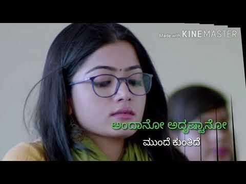 Belageddu - Kirik Party | Rakshit Shetty | Rashmika Mandanna | Vijay Prakash| whatsApp Status