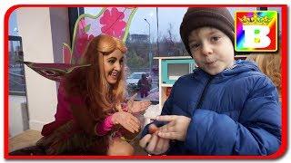 Market pentru copii? Mergem la deschidere! Vlog Bogdan si Anabella Show