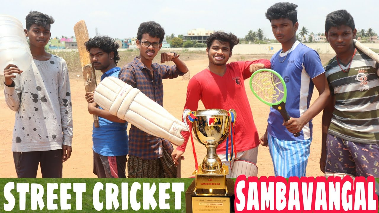 #Gully cricket | Random videos|Types of street cricket | orange mittai | funny cricket