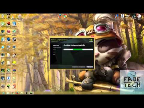 How to update or install your graphics card (gpu) drivers - Windows XP,Vista,7,8 Nvidia/Ati/Amd 2015