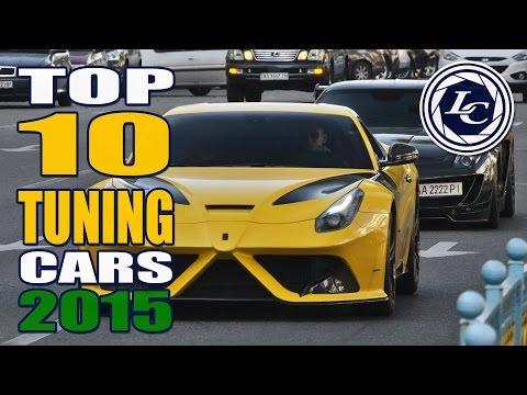 ТОП-10 Тюнингованных суперкаров Украины за 2015 год