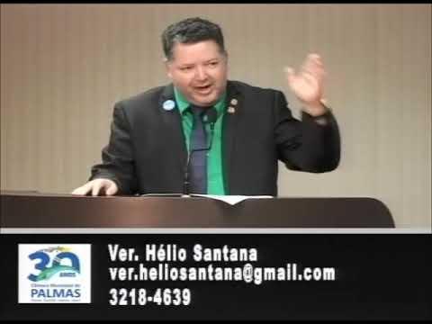 Ver. Hélio Santana agradece a população de Santa Maria das Barreiras pelo apoio dado a sua família.