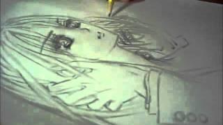 Draw Yuki and Kaname Kuran (Vampire Knight).