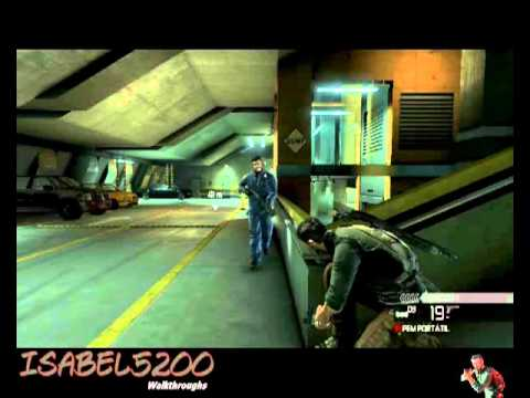 Splinter Cell Conviction Guia Español Parte 24 [Difícil] [Modo Realista]
