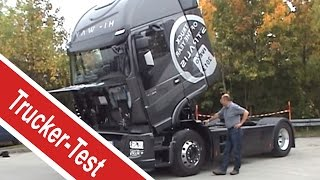 TRUCKER-Supertest: Iveco Stralis 460