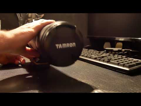 Can I attach a cheap action camera (gopro) to a DSLR lens, with out spending any money? Part 1