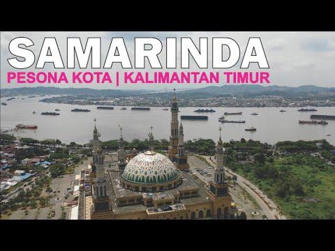 Pesona Kota Samarinda Kalimantan Timur 2020 Kota Terbesar