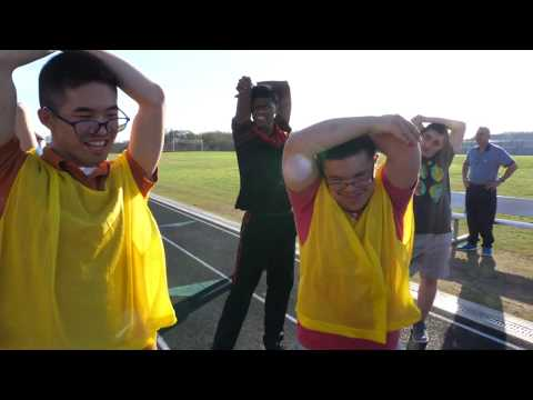 Students with Special Needs Growing Through Sports