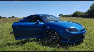 How to fix the boot release switch on a Hyundai Coupe / Tuscani Tiburon gen 3 3.5