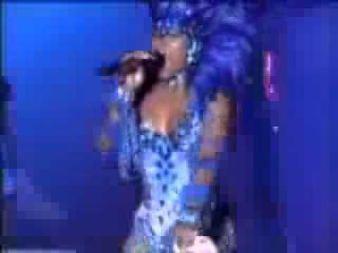 Claudette Peters   Showtime Live! Antigua Carnival 07