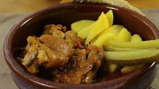 Pig Feet/Trotters Stew (Körömpörkölt)