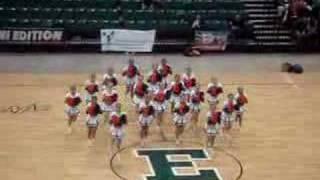 2007 Mid American Pom Pon State Champs Garden City