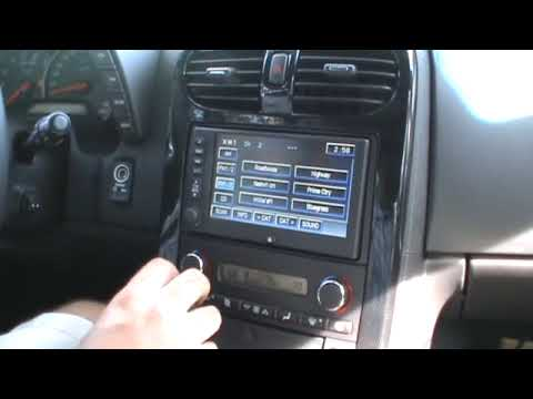 pxamg operation in 2009 corvette youtube rh youtube com Corvette Stereo Systems with Bluetooth 2014 Corvette Engine