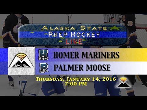 Homer vs Palmer Hockey