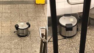 Suspicious Subway Devices Cause Panic in Manhattan | NBC New York