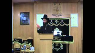 הרב יעקב בן חנן הרצאה בברוקלין התעוררות בחודש אלול