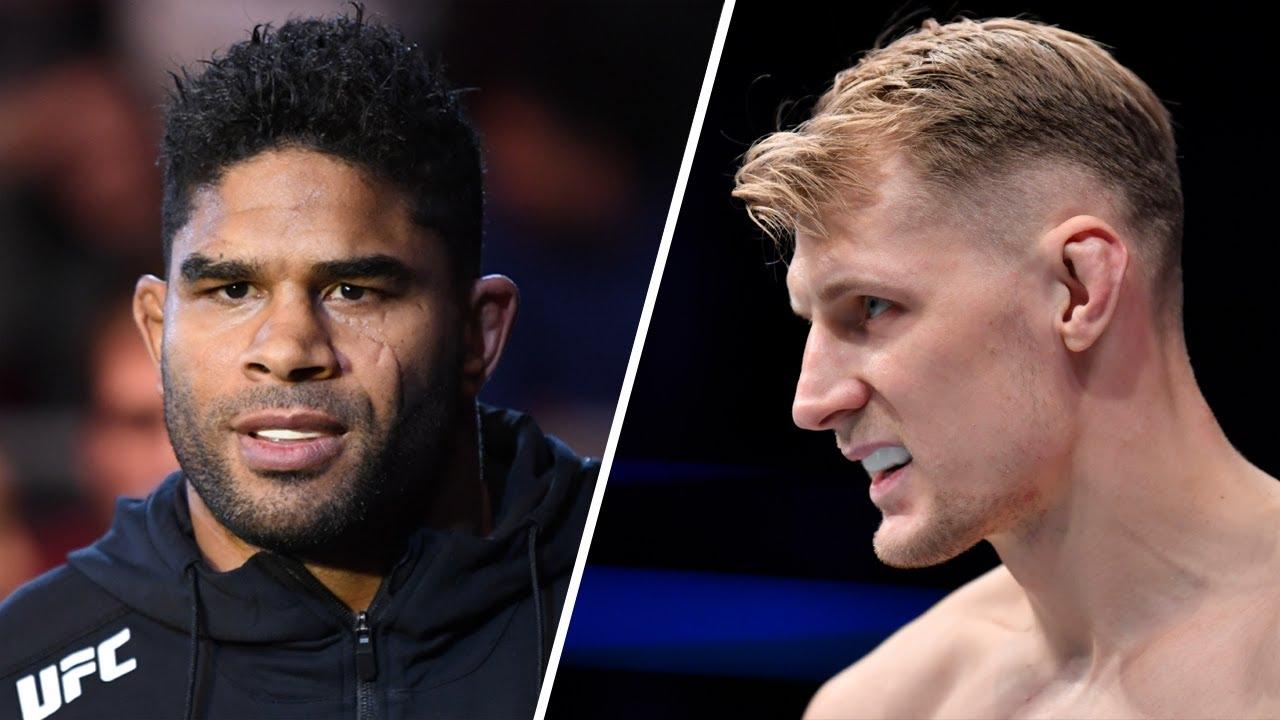 Fight photos: UFC Vegas 18