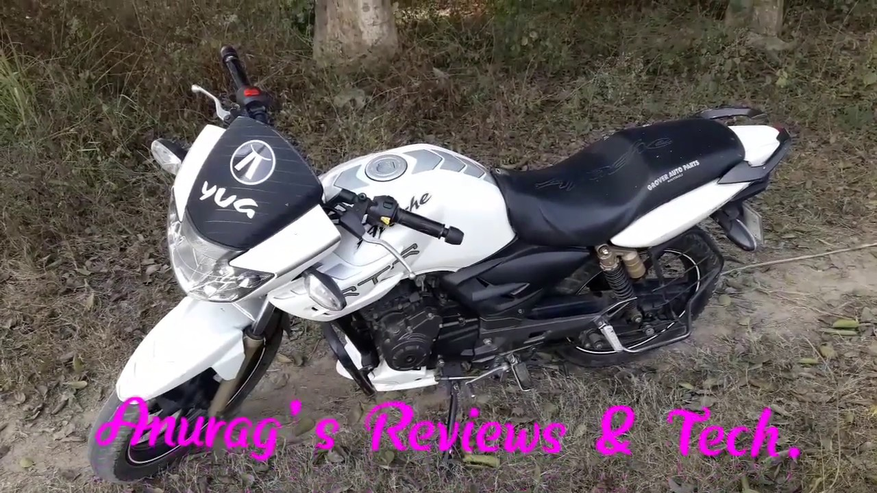 TVS Apache RTR 180 Genuine review  Pros  & Cons  real mileage & Top speed