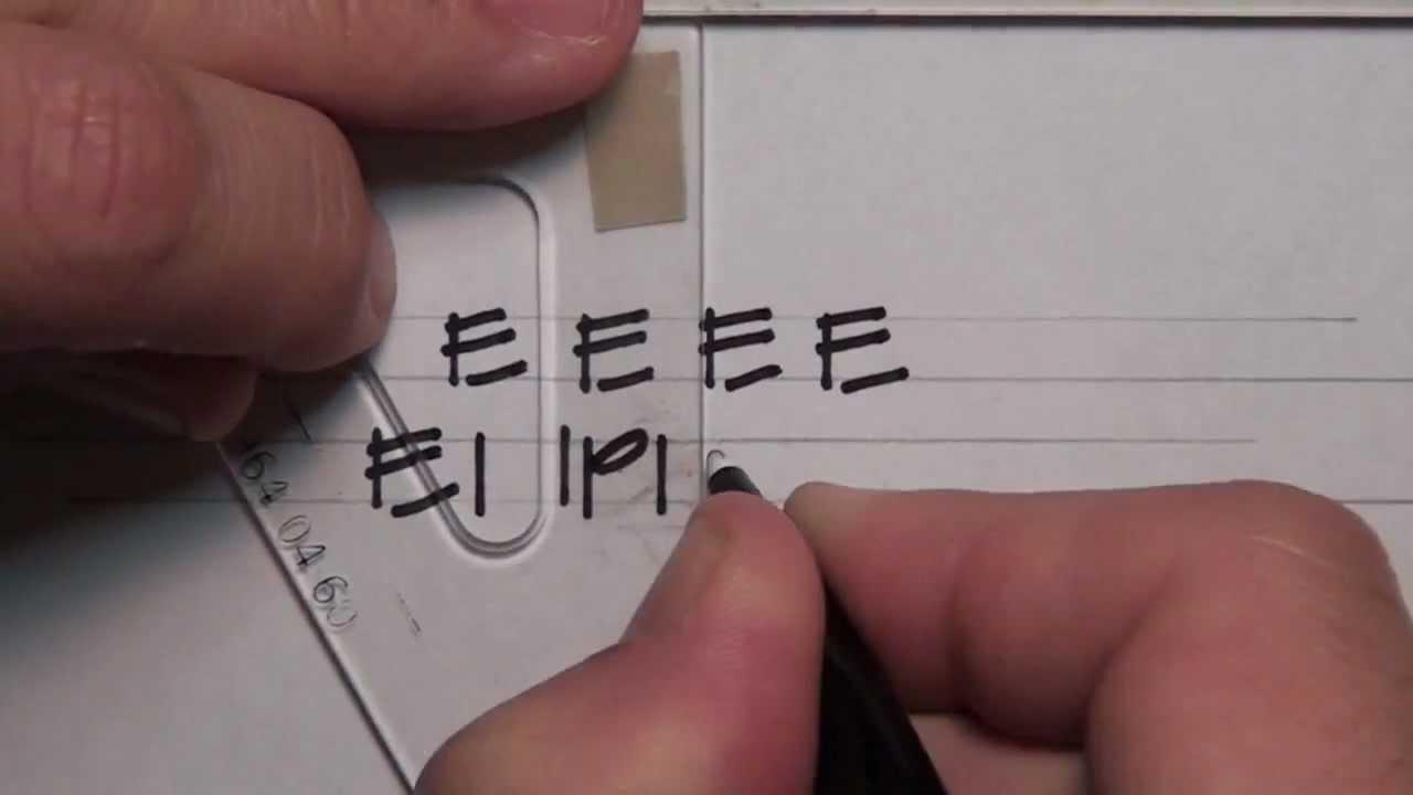 Write Like An Architect A To Z Letter E