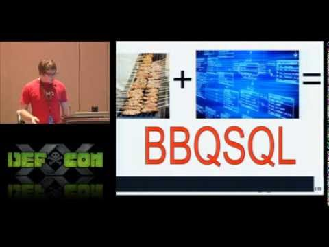DEFCON 20: Rapid Blind SQL Injection