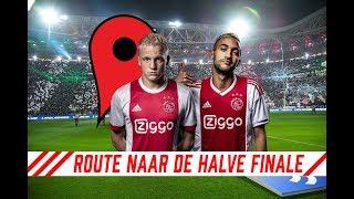 De Droomvlucht van Ajax: van Sturm Graz tot Toveren in Turijn