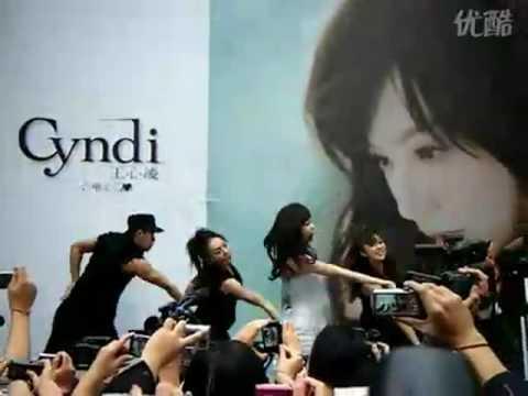 [091129] [Fancam] 王心凌 Cyndi Wang - Happy Loving - 台北 Taipei Đài Bắc