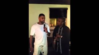 interview with ginuwine in milwaukee wi
